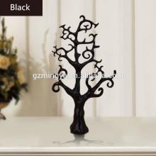 Decoração de casa ganhe rico árvore fortuna árvore artesanato de resina decorativa para wholeasles