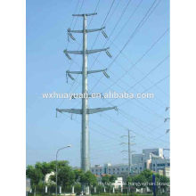 polygonal power pole