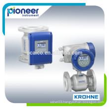 krohne magnetic flowmeter