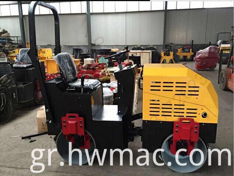 Vibratory Road Roller Compactor