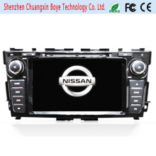 Reproductor de DVD / MP3 / MP4 / Audio / Video / USB para Nissan Nuevo Teana