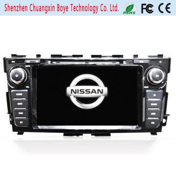 Автомобильный DVD / MP3 / MP4 / Аудио / Видео / USB-плеер для Nissan New Teana