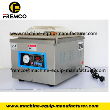 DZ260 Small Table type Vacuum Packaging Machine