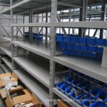 Medium Duty Steel Display Warehouse Shelf System