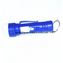 Lanterna elétrica da corrente chave do diodo emissor de luz (KC-32)