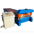 metal gutter roll forming machine products