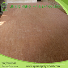 Poplar Core 18mm Bintangor Plywood From Linyi Qimeng