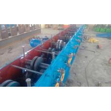 Máquina formadora de rolos de canal C de aço corrugado
