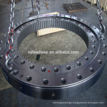 Germany Quality ball bearing slewing ring for komatsu excavator parts