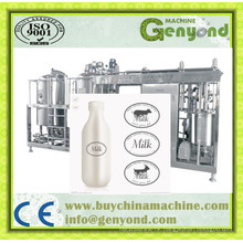 Steam Heating Model Juice Sterilization Machine