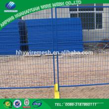 Popular promocional para produzir baixo preço e alta qualidade de metal frame material de vedação temporária