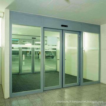 Opérateur de porte automatique pour porte coulissante à design européen DSL-200L