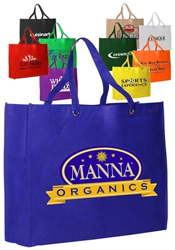 Laminate Non woven carrier bag