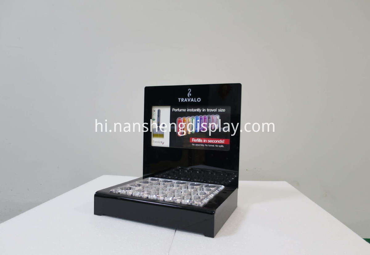 Cosmetic Display Tray