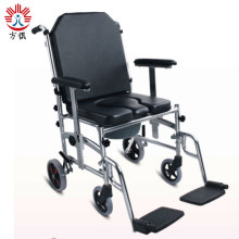 Multifunction Patient Transfer Commode Wheel Chair