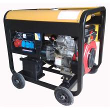 Générateur diesel portatif de 10kVA pour la maison