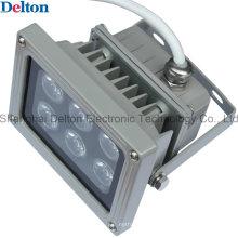 6 LED gris flexible 12W LED Floodlight (DT-FGD-003)