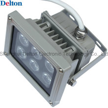6 LED Grey flexível 12W LED Floodlight (DT-FGD-003)