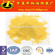 GB / T estándar Al2O3 27-30% cloruro de poli aluminio para la purificación del agua