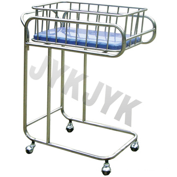 Stainless Steel Baby Bassinet