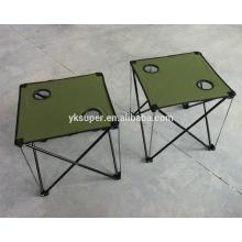 Новые изобретения Китай открытый портативный складной стол и набор стульев