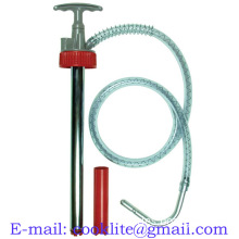 Lubrication Hand Operated Pail Pump 5 Gallon Bucket Gear Lube Dispenser