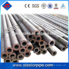 Tubo de acero sin costura de alta precisión de alta precisión de ventas