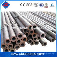 Tubo de aço sem costura frio de alta precisão das vendas da parte superior