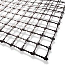 Biaxial Geogrid for Road Construction