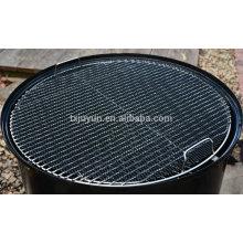 PTFE fiberglass barbecue grill mesh, Crisp BBQ cooking grill mesh