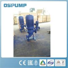 Machine verticale de pompe de boue de série de WL