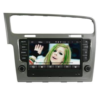 Golf 7 2013 8 inch separated dvd player