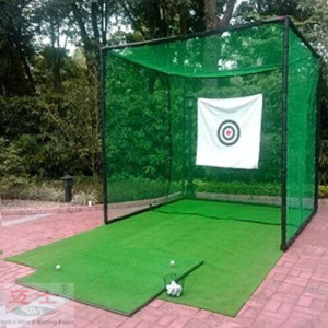 High quality Golf Practice nets golf hitting cage
