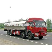 JAW camión remolque de transporte de leche para la venta