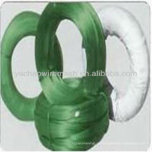 Verschiedene Farben PVC-beschichtete Draht / kunststoffbeschichteter Kabelbinder