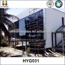Proyectos de construcción de edificios de acero prefabricados