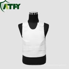 Camisa a prueba de balas a prueba de balas de chaleco antibalas oculta a prueba de balas para protección corporal