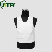 Chemise à l'épreuve des balles légère ballistique intérieure cachée imperméable à l'épreuve des balles de gilet pour la protection de corps