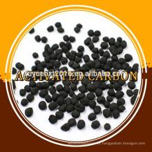 Precio de bola de carbón activado Saled directo de fábrica