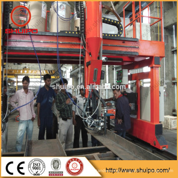 high frequency welded h beam electron beam welding welded h beam