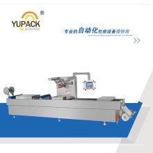 Máquinas embaladoras termoformadoras automáticas da linha Dzl-520/320/420