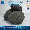 China Silicon briquette for steelmaking /silicon slag