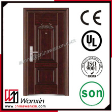 2016 China Single Main Door Design Steel Security Iron Door