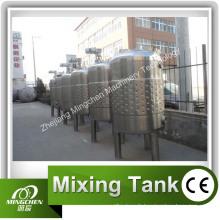 Réservoir de mélange en acier inoxydable 316L
