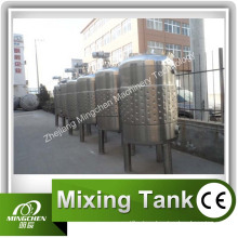 Stainless Steel 316L Mixing Tank