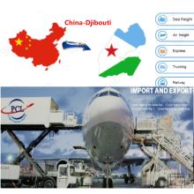 Reliable shipping agency service from CHN to Djibouti