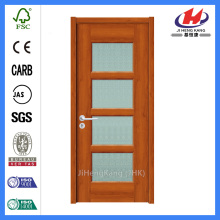 *JHK-011 Interior Bifold Doors With Glass Glass Bi Folding Doors Folding Sliding Glass Doors