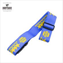 Nylon Gepäck Gürtel mit Solid Color Seide Bildschirm Hohe Qualität Quick Release