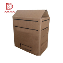Caixa barata ondulada da caixa barata profissional da manufatura profissional
