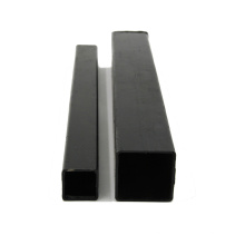 square hollow section factory with best price ! 40*20mm shs rhs weld cold finish pipe for furniture